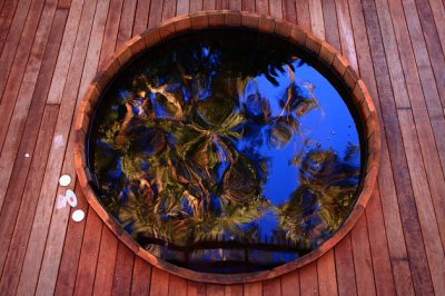 Ukko Original Western Red Cedar Hot Tub