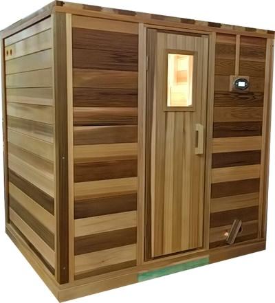 Ukko sauna is hot and ready :)