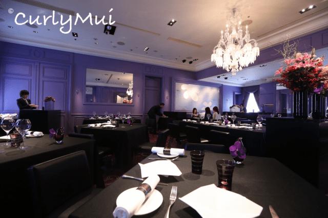 曼妙的音樂、舒適的環境,為美好的一餐揭開序幕。