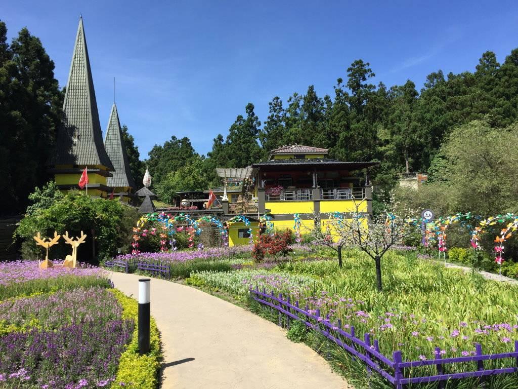 清境農場之一小瑞士花園 | waai – U Blog 博客