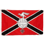 German Nazi Zeppelin Corps Flag, Historical Flag with Swastika 3 X 5 ft. Standar