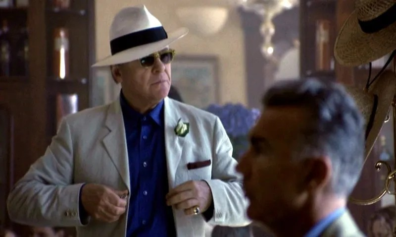 Hannibal movie - Carter style Panama