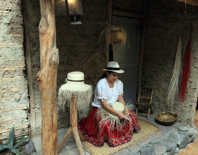 Hand Woven Panama Hat