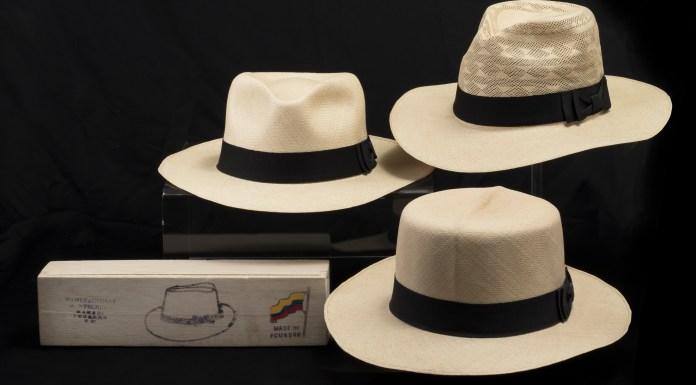Montecristi Panama hat