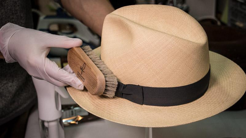 Prepare your hat