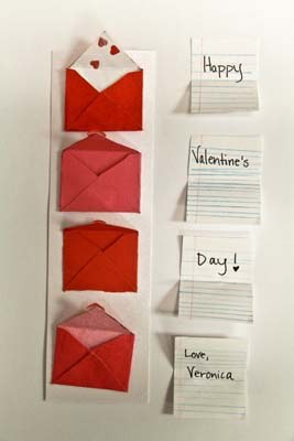 Handmade With Love DIY Valentines Day Card Unbound Blog