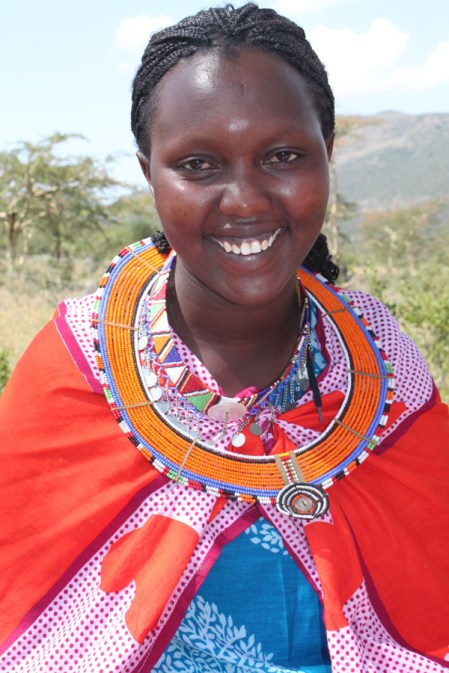 The Maasai tribe in Kenya