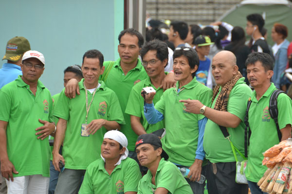 The ERPAT fathers in the Philippines are known for their community service.