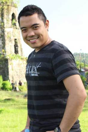 Tristan John Cabrera, communications liaison for Unbound in the Philippines.