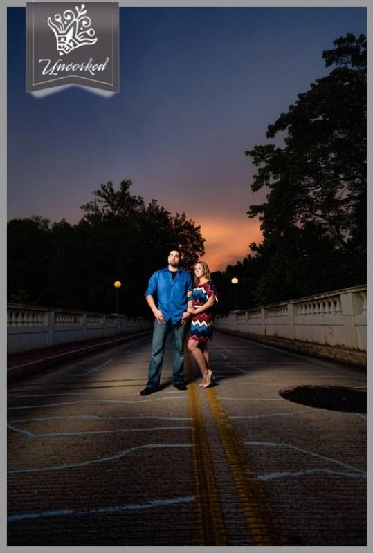 Summertime sunset - © 2013 Uncorked Studios, LLC - Destination & Philadelphia Pennsylvania Wedding Photographer
