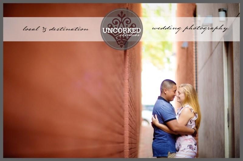 Maryland Engagement Session - Uncorked Studios Wedding Photography