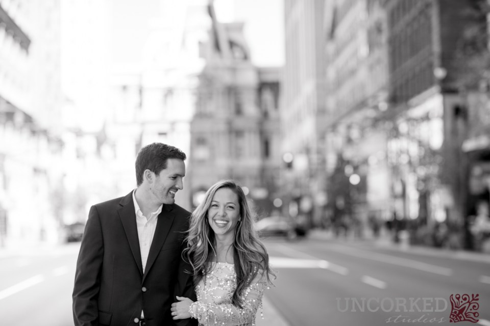 Center City Engagement Session