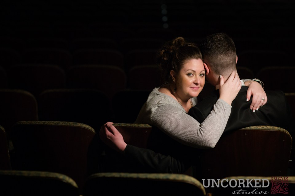 Colonial Theater Engagement