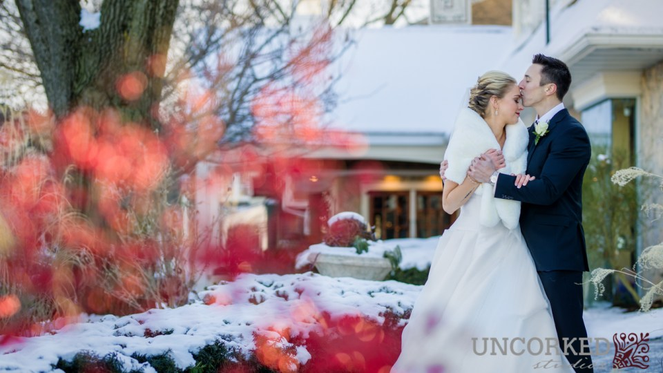 Inn at Leola Village Wedding
