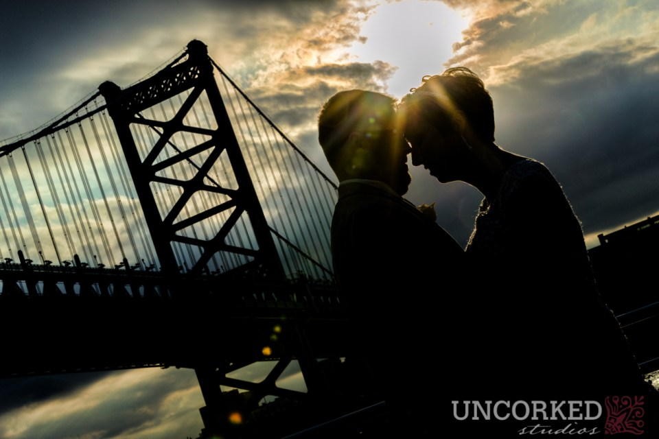 Philadelphia Elite Wedding - Ben Franklin Bridge