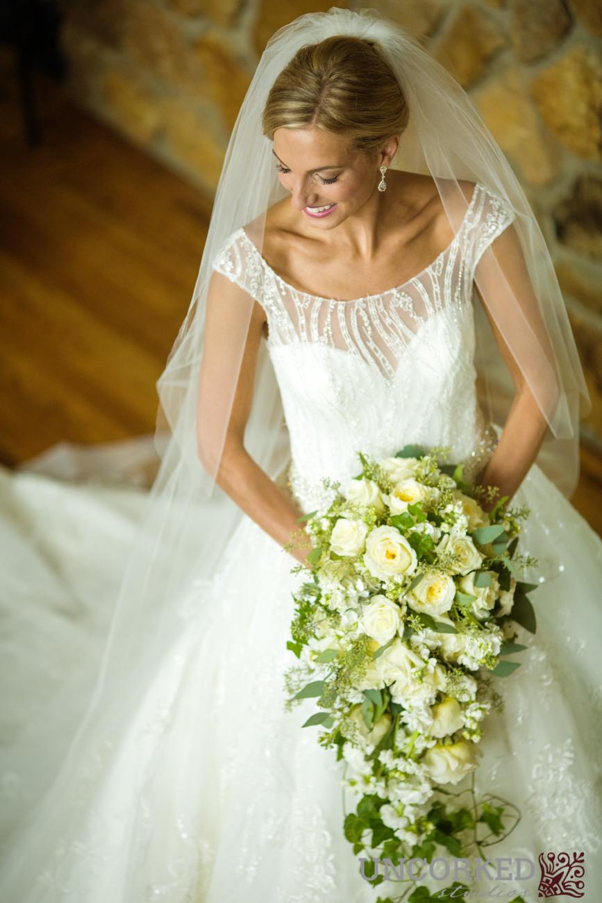 Princess Diana inspired wedding