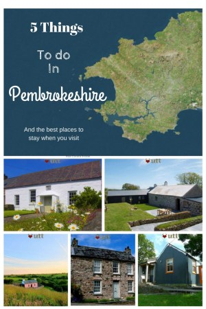 PIN: 5 things to do in pembrokeshire