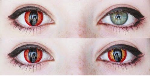 Dragon eye crazy lenses