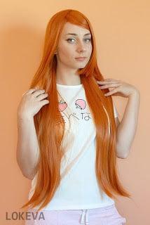 asuka wig front