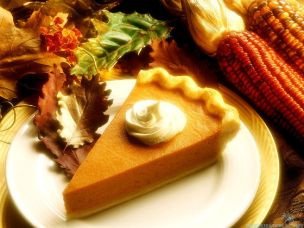 Extra munch on Pumpkin pie may break out your skin