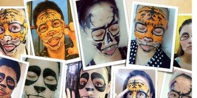 Korean skin care sheet masks
