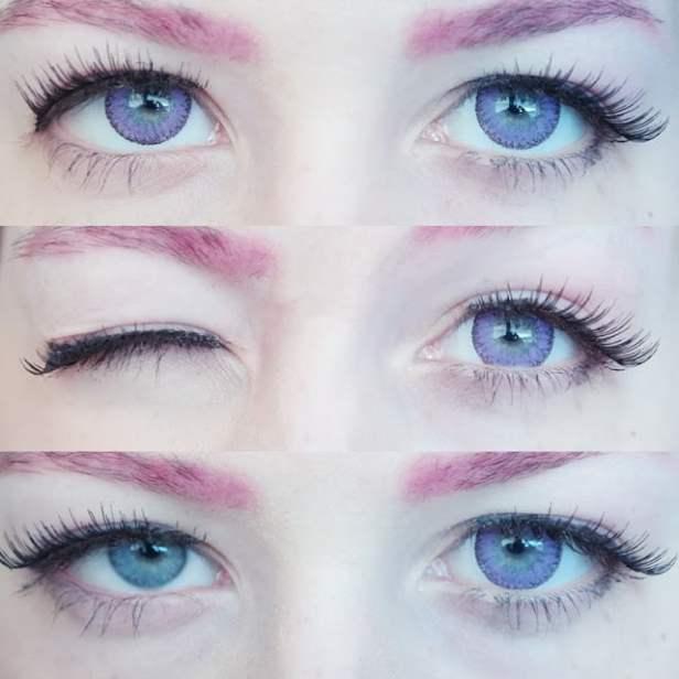 eos fay violet contacts