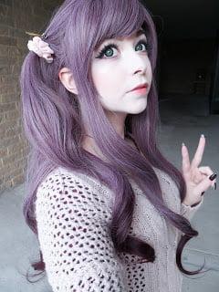 Lolita wig 812A (B)