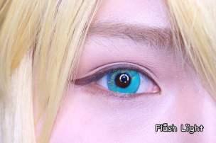 Sweety Anime Turquoise lenses