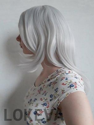 White wig 3