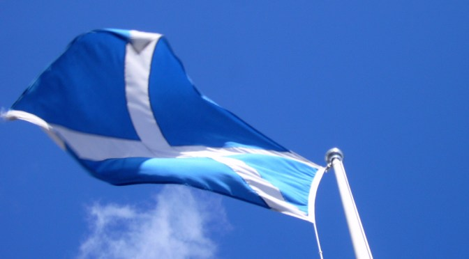 Happy Scotland Week!