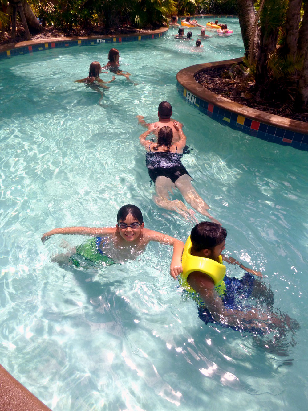 CBBR Lazy River