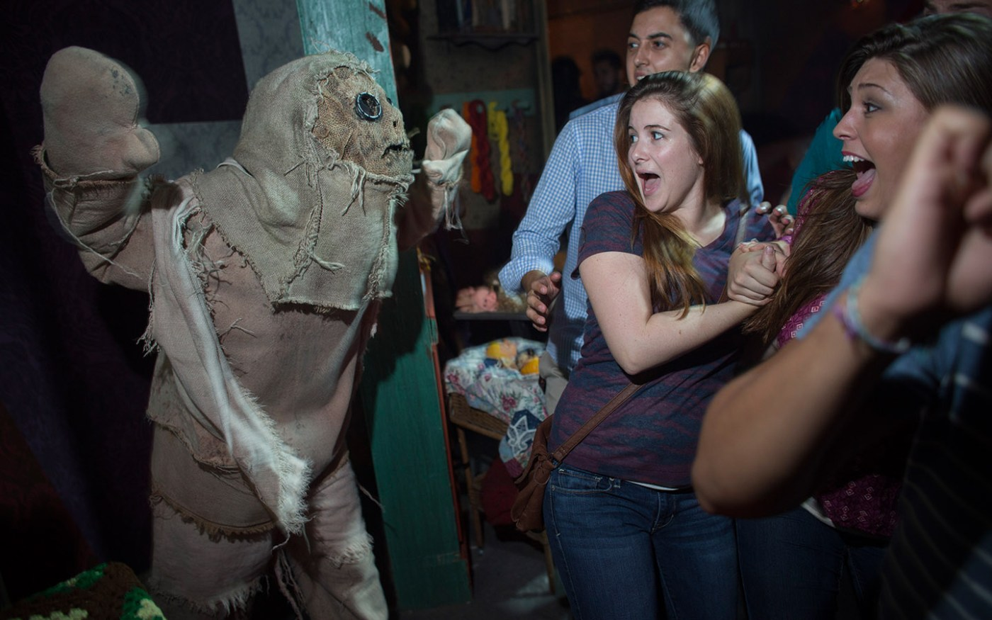 Universal Orlando's Halloween Horror Nights Haunted Houses