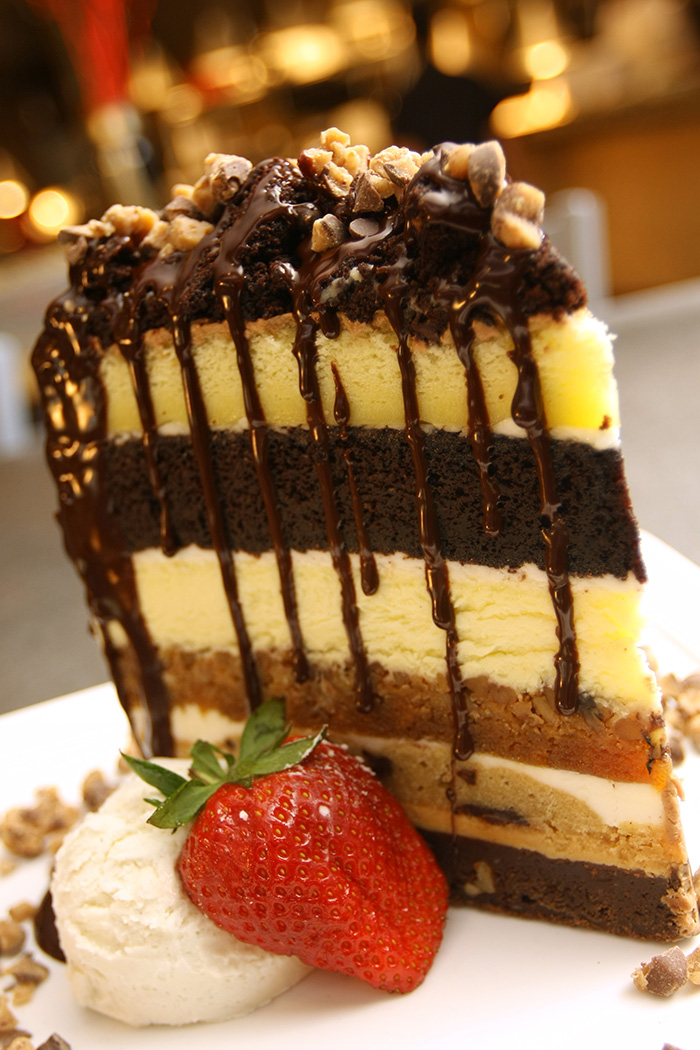 The Kitchen Cake at The Kitchen in Hard Rock Hotel Orlando
