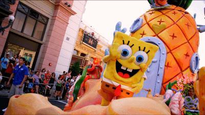 Super Star Parade at Universal Orlando Resort