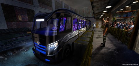 Fast & Furious - Supercharged Load Platform Rendering