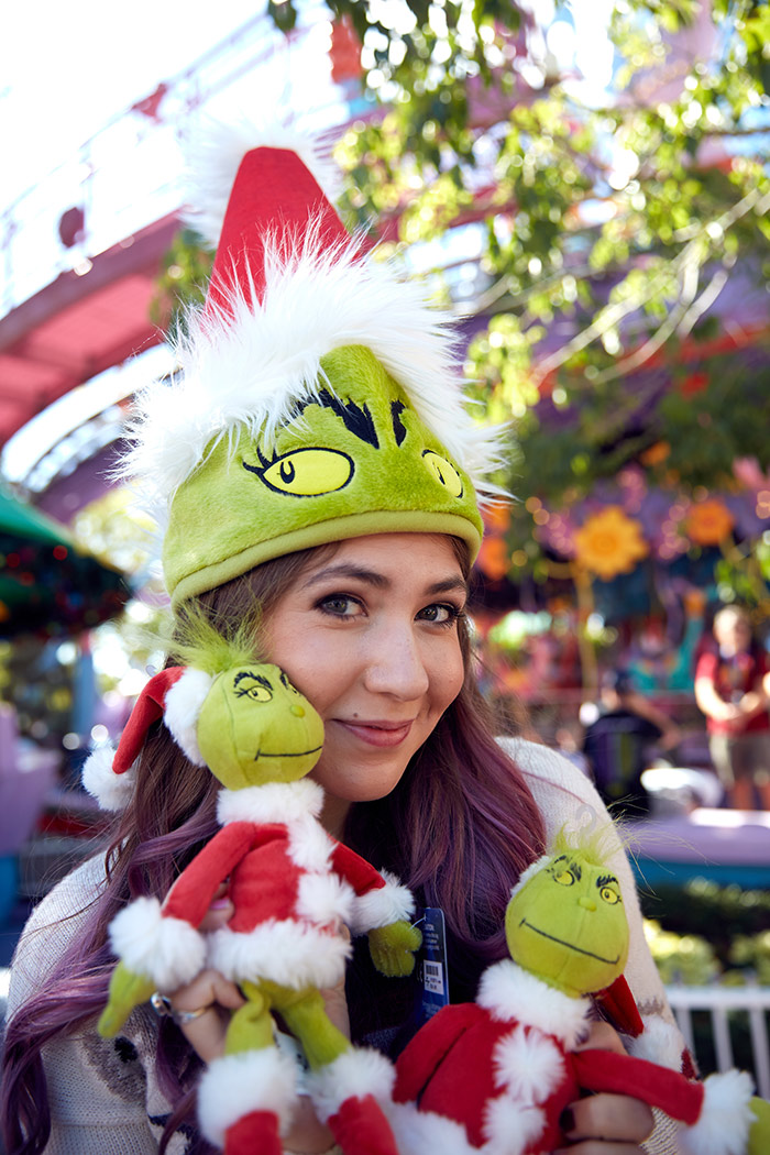 Grinchmas en Universal's Islands of Adventure.