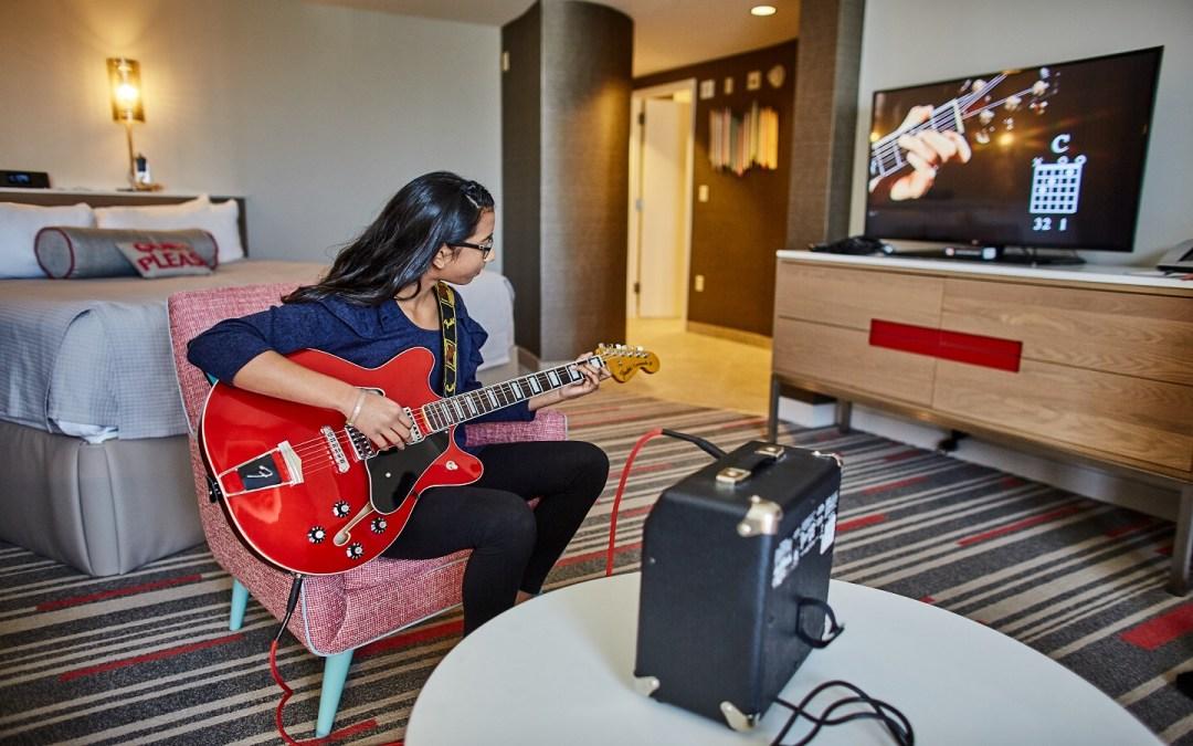 Hard Rock Hotel - Kids Rock Star Suites