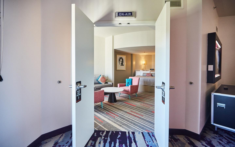 Hard Rock Hotel - Kids Rock Star Suites - Connecting Rooms