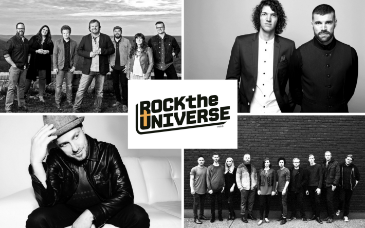 Rock the Universe Kicks Off This Weekend