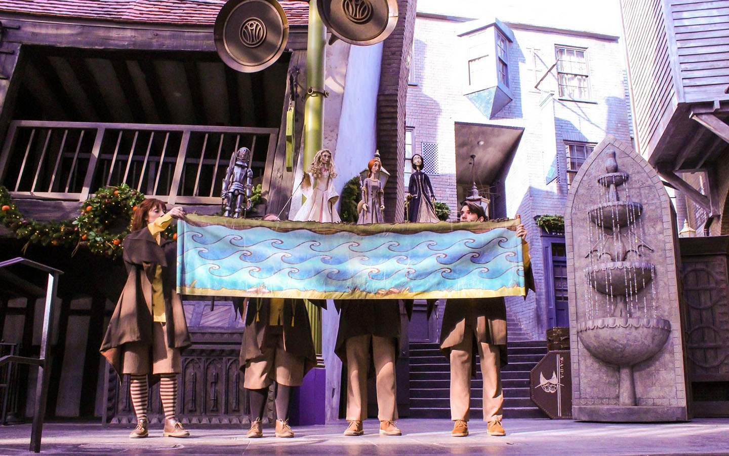 The Tales of Beedle the Bard in The Wizarding World of Harry Potter