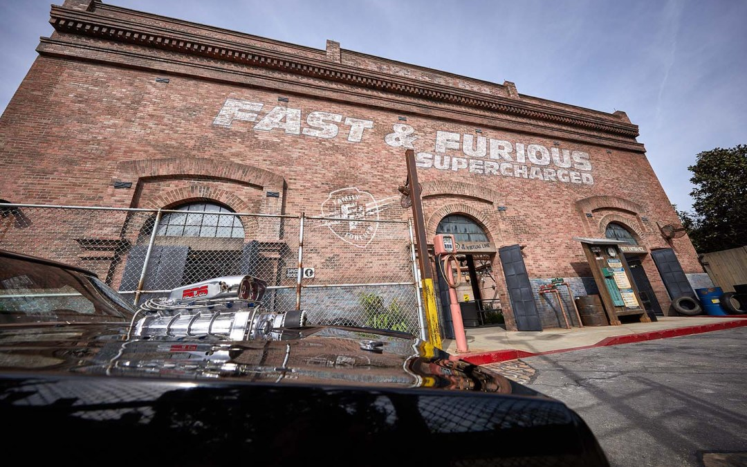Fast & Furious - Supercharged Exterior