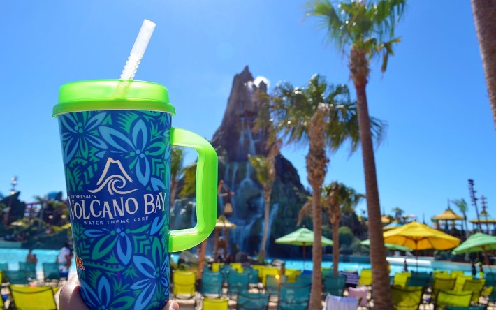 Volcano Bay - Coke Freestyle - Mug