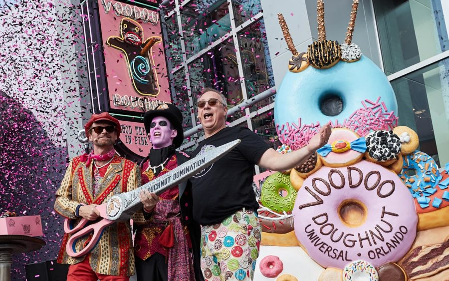 Voodoo Doughnut is Now Open at Universal CityWalk Orlando