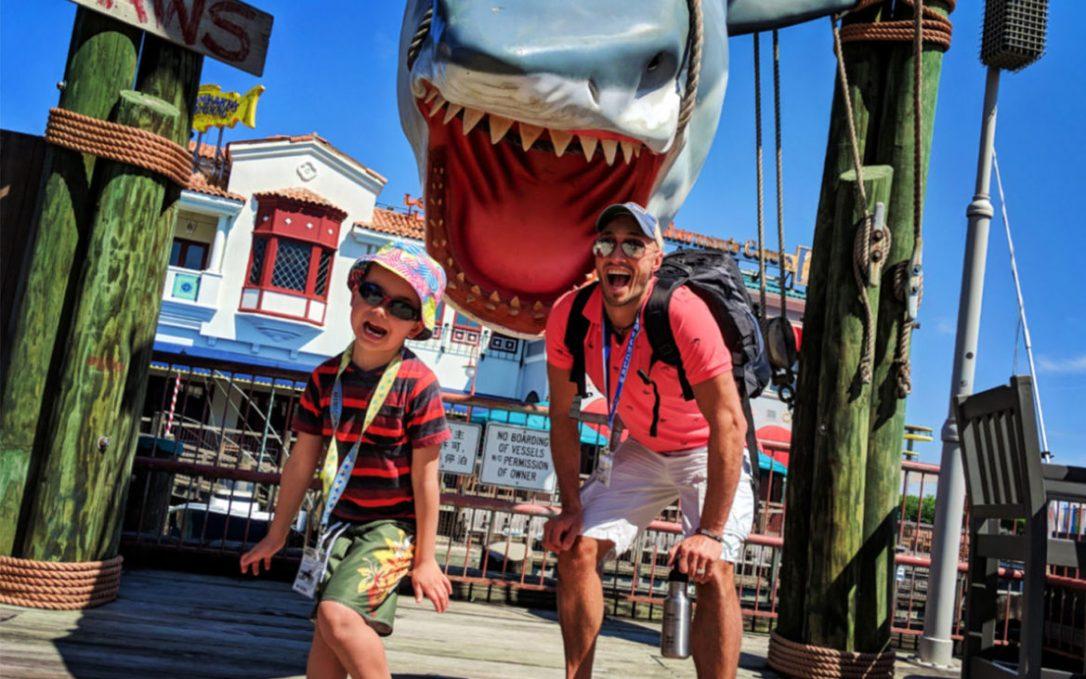 Be a Kid Again at Universal Orlando Resort