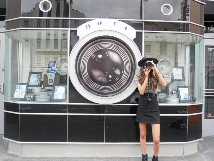Camera Shop Facade