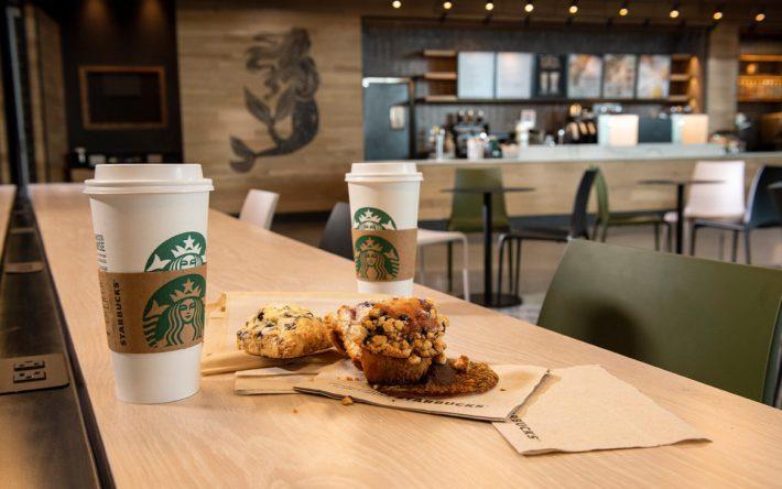 Universal's Aventura Hotel - Starbucks