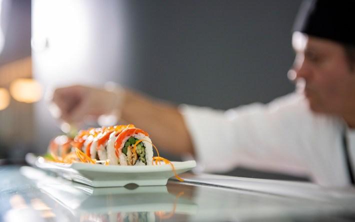 Universal's Aventura Hotel - Urban Pantry Sushi