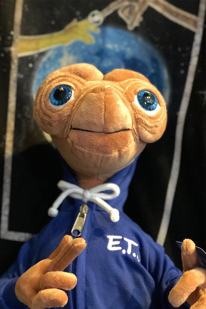 E.T. Plush from Universal Orlando Resort