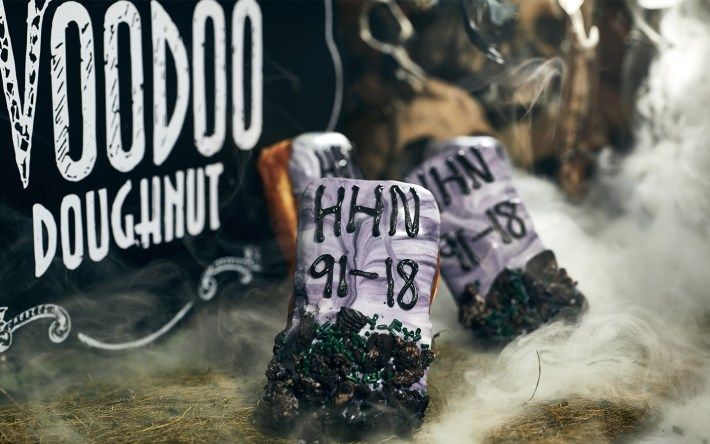 Halloween Horror Nights Tombstone Voodoo Dougnnut
