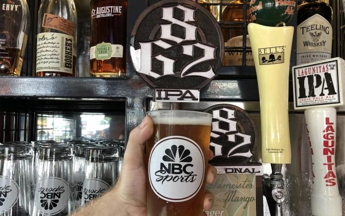 862 IPA at NBC Sports Grill & Brew